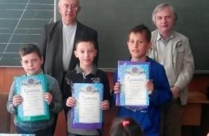 Переможці в категорії першорозрядників та кандидатів в майстри спорту
