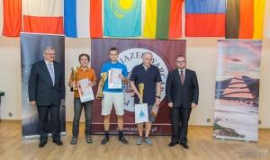 Переможці Polish Open-2015 в класичній програмі