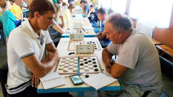 За грою: Кирилюк Микола - Дьомін Олександр